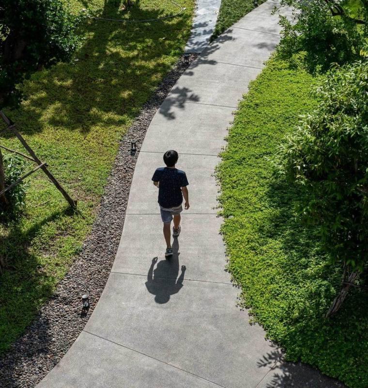 泰国碧武里W私人住宅景观-14