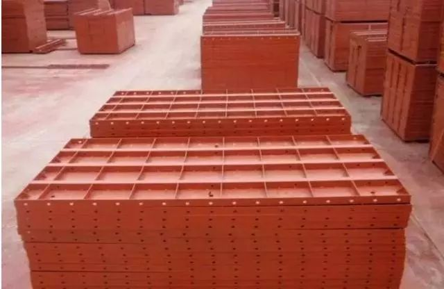 汇总出在建筑工地上常用模板的详细分类_2
