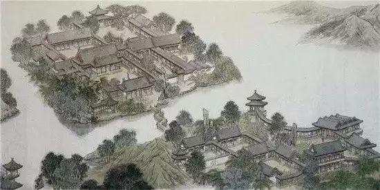 景观设计须知:5分钟让你读懂中国园林!!_33