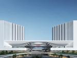 新合肥西站建筑方案设计