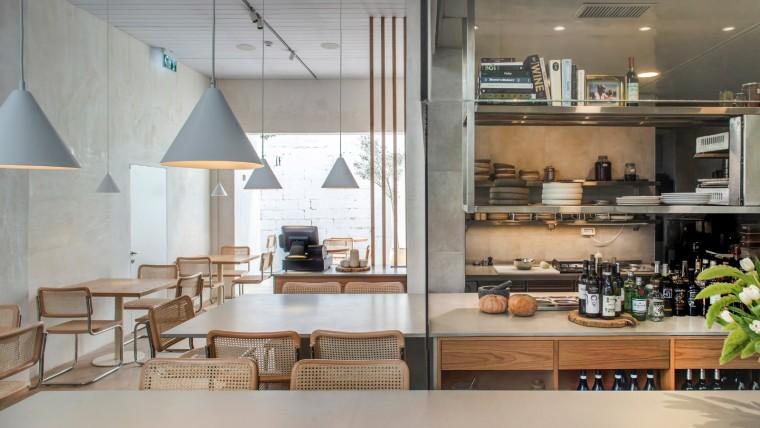 vers Kadouri新作 | 简单宁静的素食餐厅