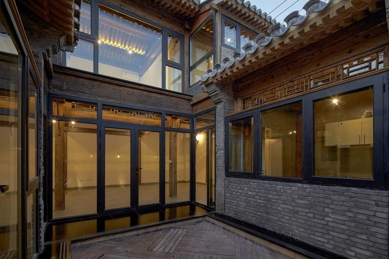 北京前门长巷三条合院改造-8