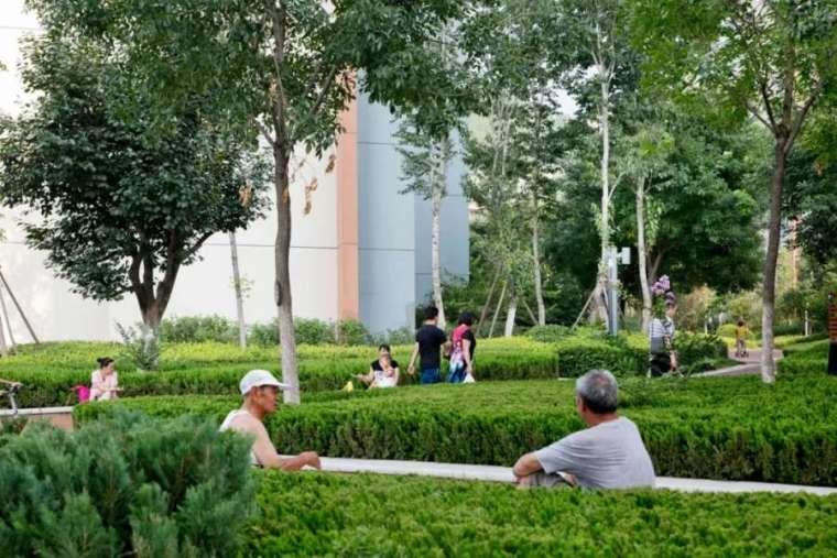 杭州良渚未来城住宅景观-5