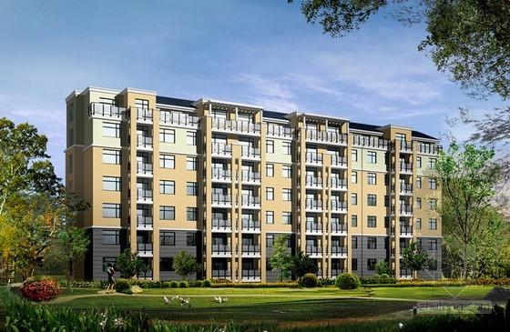 [毕业设计]大连某住宅楼建筑装饰工程投标书(技术标 商务标)全套175页