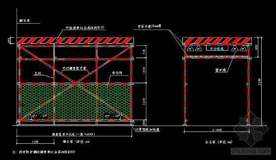 施工现场安全文明施工节点图(35个)