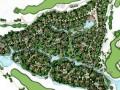 [杭州]高尔夫别墅区景观规划设计