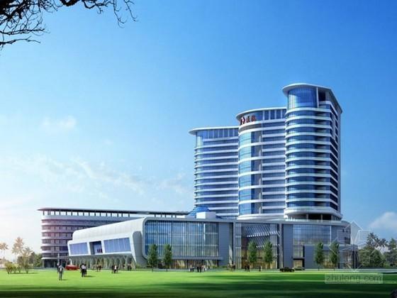 [北京]高层医院综合楼工程监理大纲268页(资料完整、参考价值高)