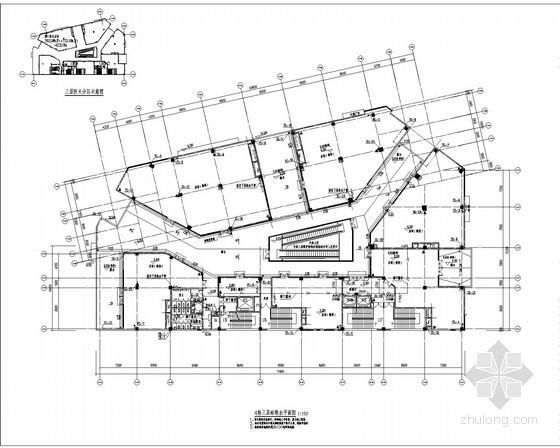 [福建]9万平米商业住宅小区给排水设计(气体灭火)