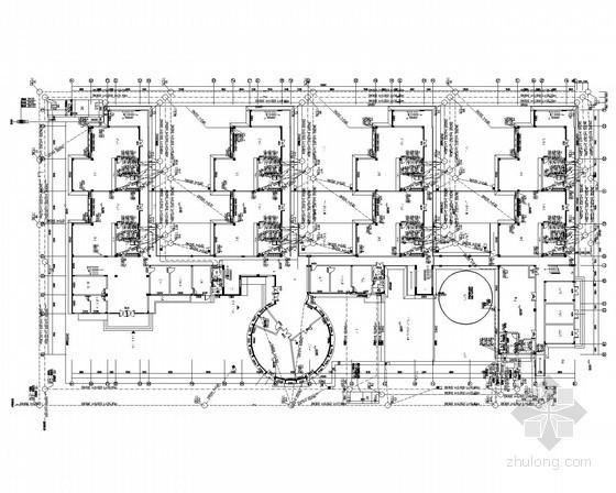 [广东]保障性住房给排水消防施工图(含幼儿园、医院、垃圾收集站)