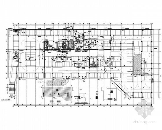 [湖南]多功能高层综合楼给排水图纸(含说明图)
