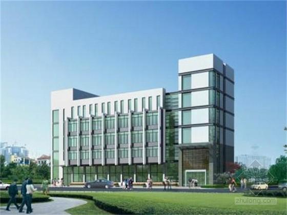 [浙江]高层商用综合楼工程监理规划(框架结构)