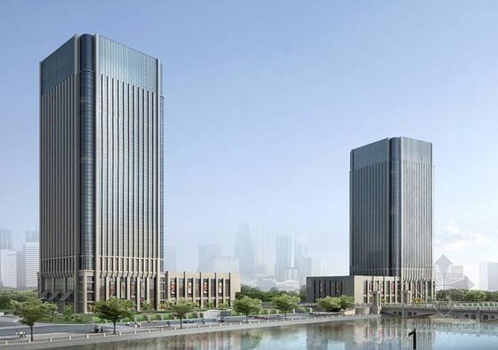 [天津]超高层办公楼工程下沉广场基坑降水及土方开挖施工方案汇报