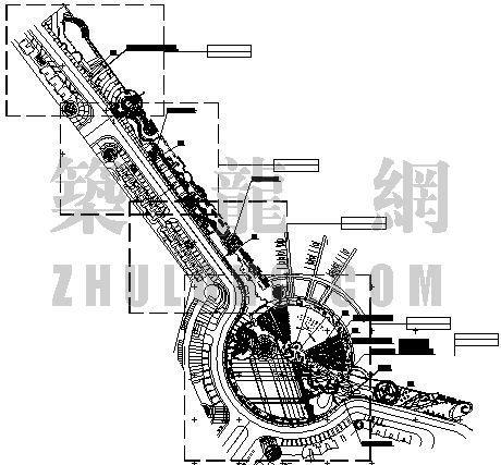 滨海广场设计图
