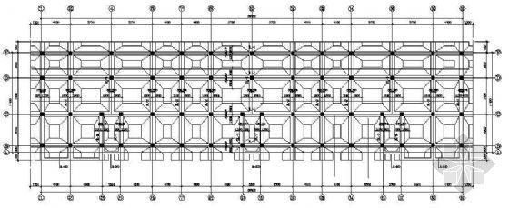 某五层底框住宅楼结构设计图纸