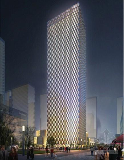 [天津]超高层框剪结构办公楼混凝土施工方案