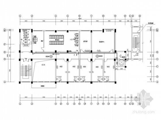 办公大楼机房工程弱电施工图纸