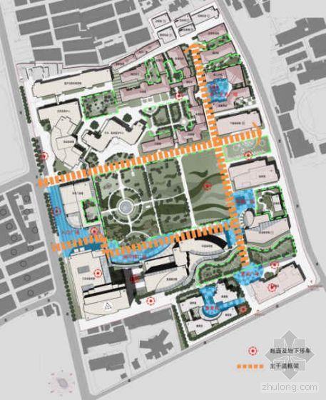 [上海]某医科大学附属医院建设规划设计方案