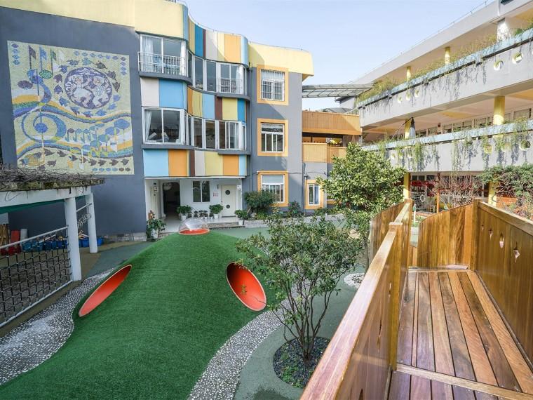 杭州五星幼儿园改造