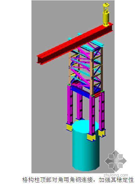 山西某机场航站楼网架安装方案(螺栓球 焊接球 液压同步提升)