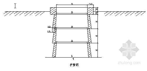 [广东]高速公路特大桥人工挖孔桩基础施工方案
