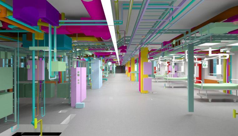 我国建筑行业全面进入了BIM技术应用时代
