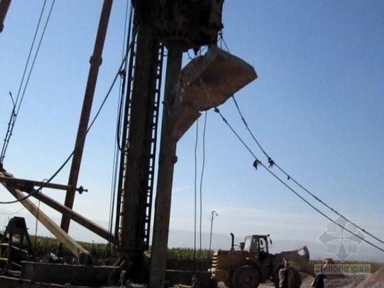 碎石桩处理高速公路软土路基施工工艺
