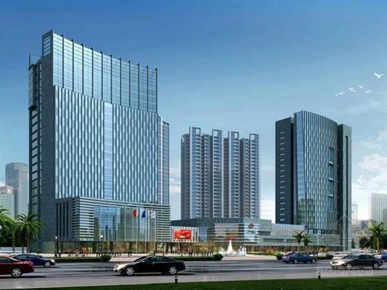 [海南]框架结构超高层五星酒店建设工程监理大纲(581页,附流程图)
