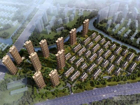 [浙江]artdeco风格高层住宅区规划建筑设计方案文本(150张图纸 知名地产)