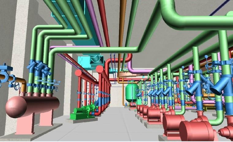 BIM模型的精度- 土建施工中的36个重要规范精细化施工工序