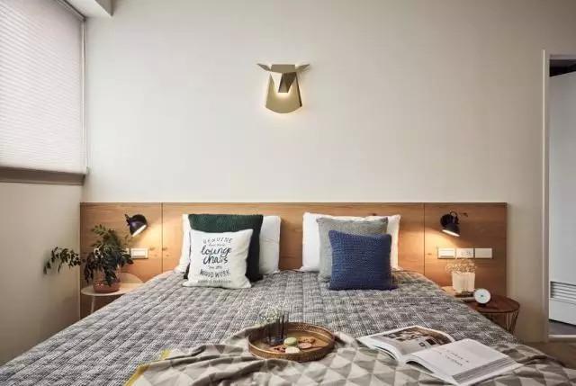 床头灯的搭配艺术,让你的房间化身设计师旅店!_3