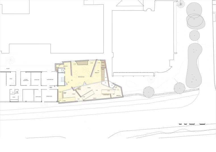 伯恩茅斯艺术大学创意中心-15