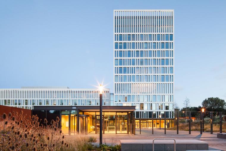 荷兰欧洲检察署新总部大楼-1