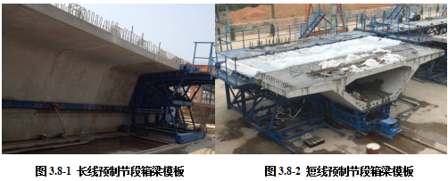 建筑业10项新技术--预制节段箱梁模板技术
