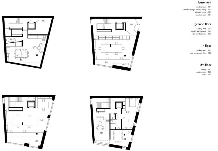 法国斯特拉斯堡办公室与住宅建筑-34
