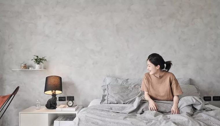 140㎡现代简约风,舒服自在的家就该这样!_25