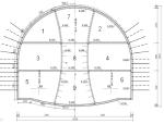青岛地铁车站暗挖双侧壁导坑法施工方法研究