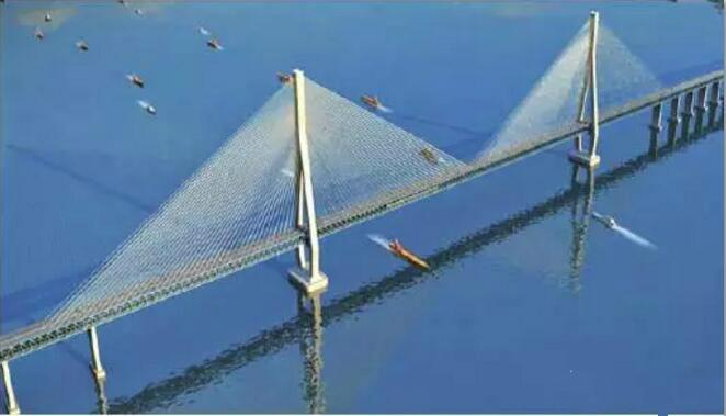 [上海]沪通铁路长江大桥-基于BIM技术的钢桥构件数控下料方案