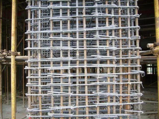 基础、梁、柱、墙、板钢筋施工的45个致命错误_2
