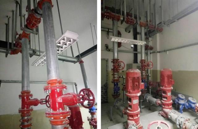 BIM技術應用於風管水管預製安裝的實例賞析_12