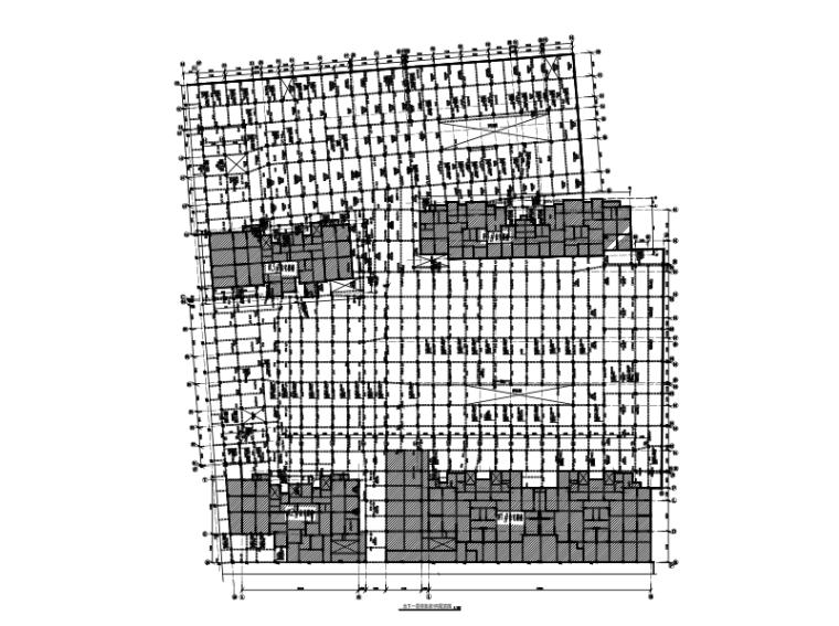 [分享]地下网站cad布置图资料下载图纸模型车库图片