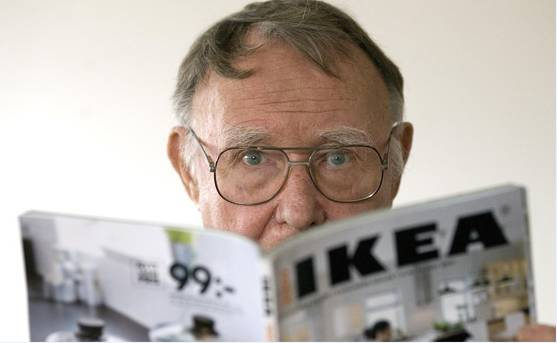 宜家创始人辞世,他用70年把家具卖遍全球_2