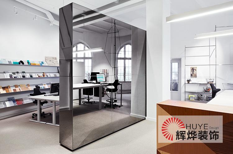 办公室装修三种受欢迎的玄关类型