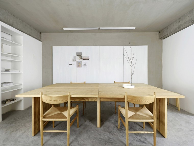 ING办公室的艺术墙资料下载-杭州物相空间设计办公室