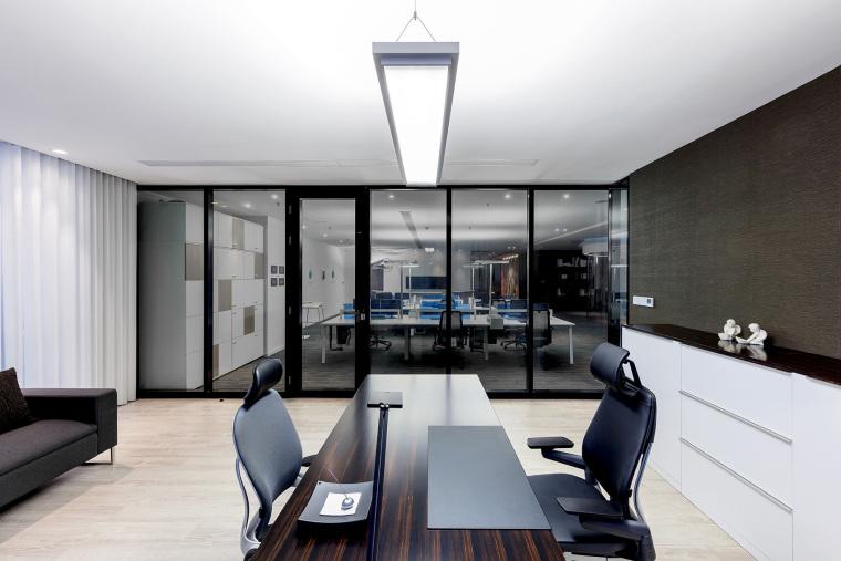 武汉Pinwell创意办公展厅-21