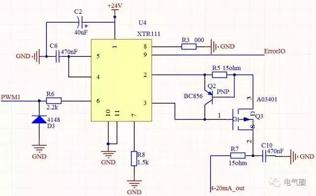 电气工程师必须掌握的20个经典模拟电路,建议收藏~