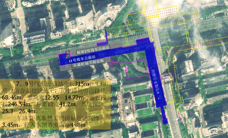 [深圳]地铁枢纽工程基坑开挖及主体结构施工策划PPT