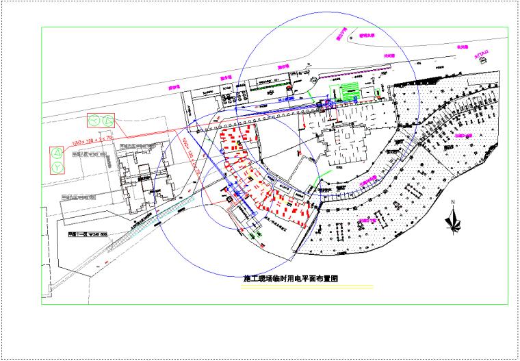[重庆]龙湖·春森彼岸四期工程T2-6栋临时用电施工方案