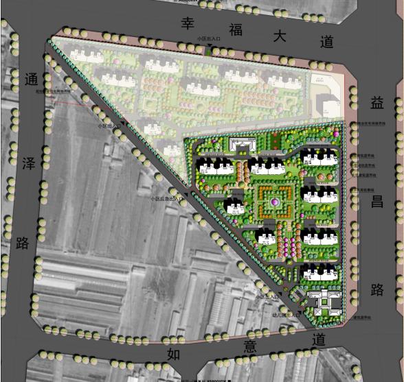 [河北]20层高层住宅及幼儿园建筑设计方案文本(16年最新项目)_5