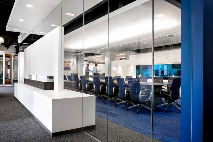 美国杰克逊航空公司办公室_4