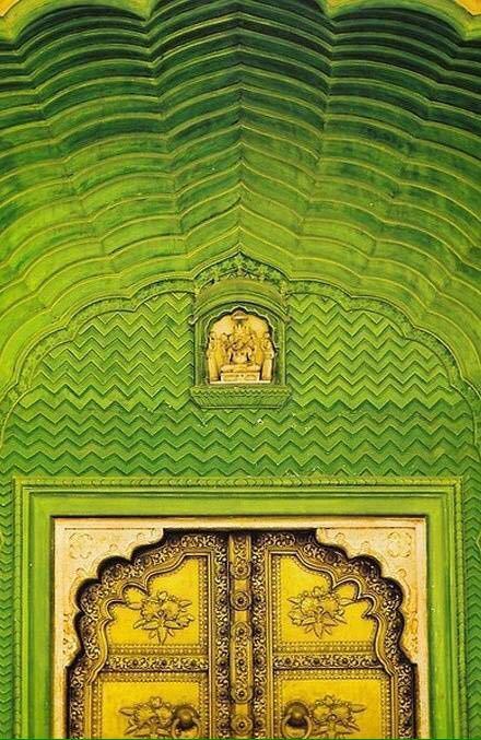 独具魅力的伊斯兰建筑。_3